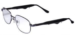 Gözlüklü işitme cihazları