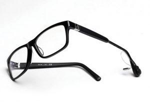 Gözlükte işitme cihazları